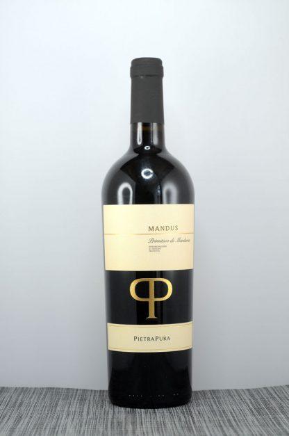 Mandus-Primitivo-Rotwein