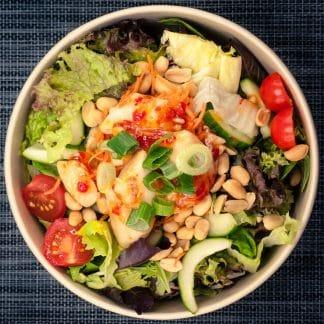 Sweet Chicken Salat