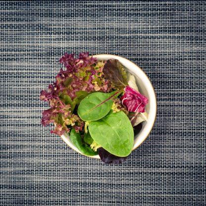 Zutat-Blattsalat