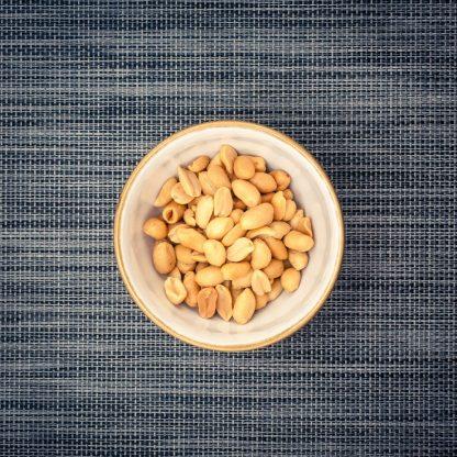 Zutat-Erdnuss