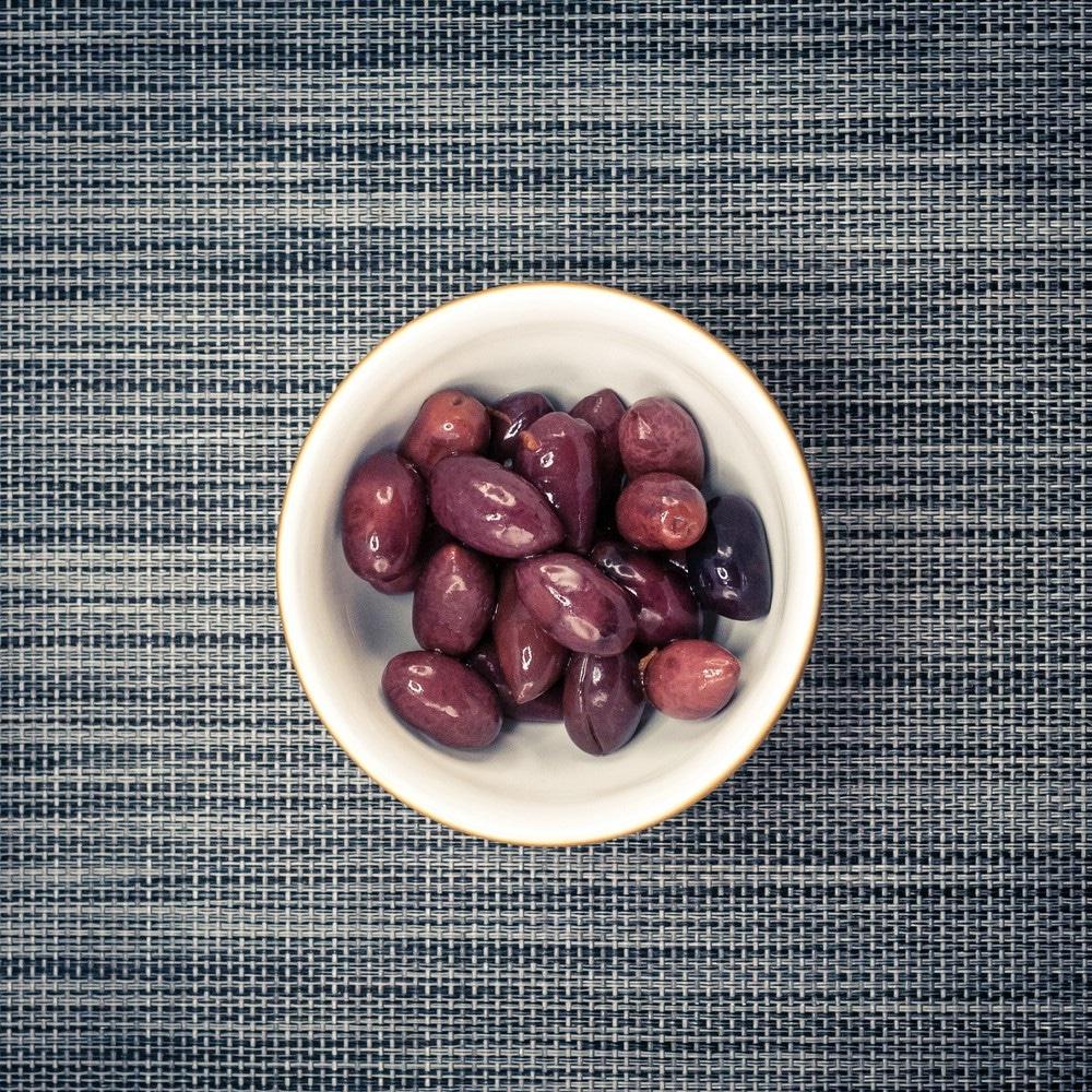 Zutat-Oliven