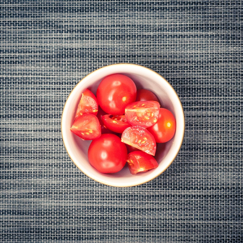 Zutat-Tomate